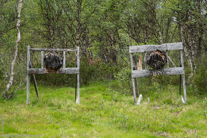 I'm thinking, targets for axe throwing?